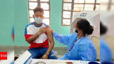 Rishabh Pant gets first dose of COVID-19 vaccine | Off the field News - Times of India