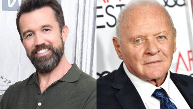 Rob McElhenney wants Anthony Hopkins to support Wrexham AFC