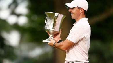 Rory McIlroy narrowly wins Wells Fargo Championship to end title drought