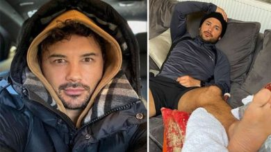 Ryan Thomas addresses injury and losing 8lbs from food poisoning just before charity walk