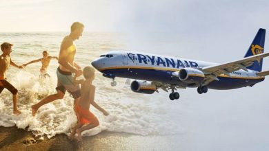 Ryanair kicks off summer travel with £5 flash seat sale but passengers must act fast