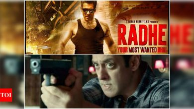 Salman Khan offers 21 voluntary cuts to his film 'Radhe' after the film certification; The film now has UA certification slated to for Eid release - Times of India