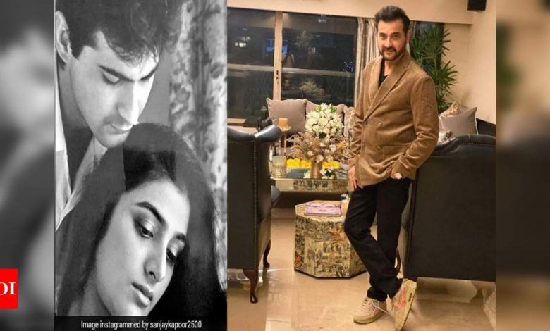 Sanjay Kapoor on completing 26 years in Bollywood: All my hard work is finally paying off - Times of India