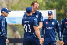 Scotland recall Adrian Neill, Michael Leask for Netherlands ODIs