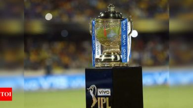 Second leg of IPL 2021 will start in UAE in September | Cricket News - Times of India