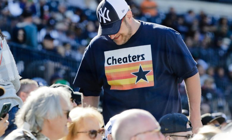 Shame on Yankees if they don't stick it to Astros