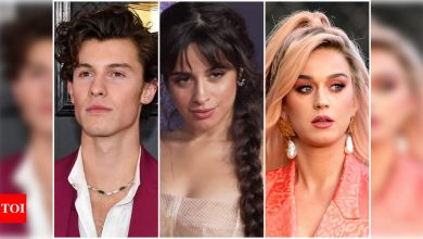 Shawn Mendes, Camila Cabello, Katy Perry, Lana Condor urge fans to support India amid COVID-19 second wave - Times of India