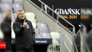 Solskjaer hoping Europa League win acts as springboard to further success | Football News - Times of India