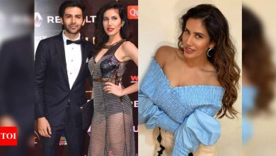 Sonnalli Seygall on her 'Pyaar Ka Punchnama' co-star: There's never a dull moment with Kartik Aaryan: he's super funny and witty - Times of India