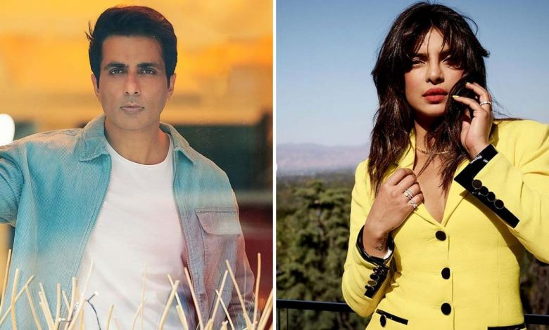 Sonu Sood thanks Priyanka for backing plea for free education to Covid victims