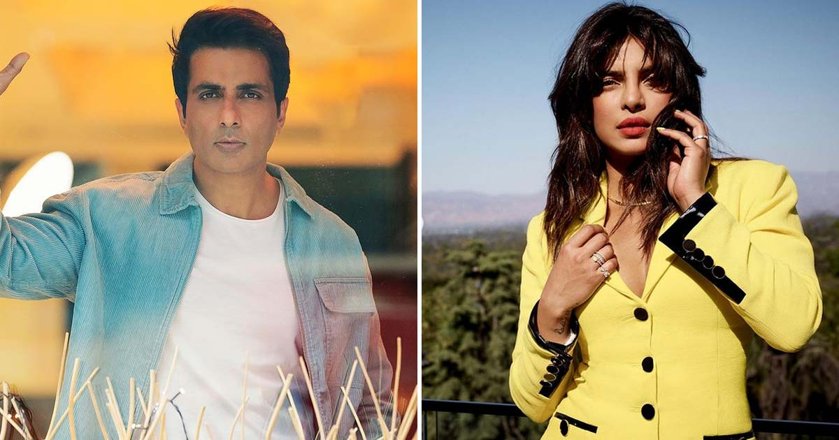 Sonu Sood thanks Priyanka for backing plea for free education to Covid victims' kids, fans want him as 'next PM'