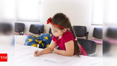 Starting your kids schooling early can be bad for them: Study - Times of India