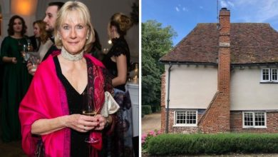 Stay in Queen's cousin's house for just £130 - Princess Olga's Kent home is on Airbnb