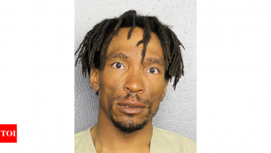 Suspect arrested in South Florida synagogue harassment - Times of India