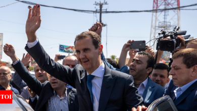 Syrians vote in election certain to give Assad new mandate - Times of India