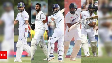 Team India batsmen need to score big in Test series against England   Cricket News - Times of India