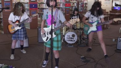 Teen girl rockers get signed after song about anti-Asian racism goes viral
