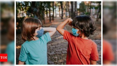 Things you should teach your toddler about real friendships - Times of India