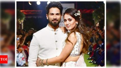 Throwback Tuesday: THIS is what Shahid Kapoor thought about his first meeting with Mira Rajput - Times of India