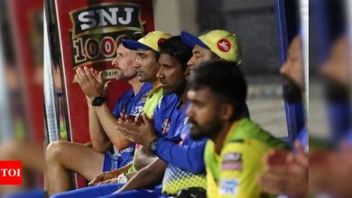 Till day don't know how we contracted Covid-19: CSK bowling coach Balaji | Cricket News - Times of India