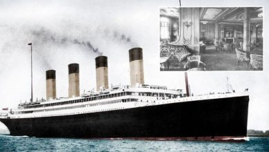 Titanic: Inside the lavish and luxurious ship which sank in 1912 - see pictures
