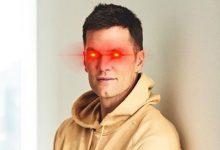 Tom Brady's laser eyes Twitter photo sparks Bitcoin rumor craze