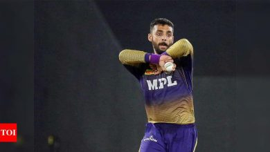 Toughest thing about contracting Covid-19 is keeping mind distracted: Varun Chakravarthy | Cricket News - Times of India