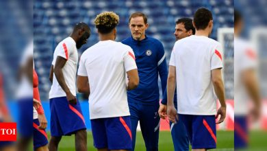 Tuchel declares Chelsea at full strength for Champions League final | Football News - Times of India