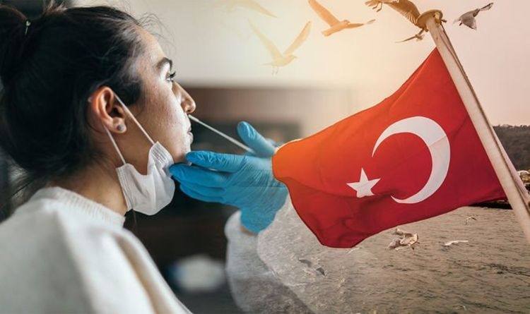 Turkey issues update on PCR 'testing requirements' - latest travel advice