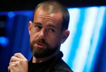 Jack Dorsey, CEO and co-founder of Twitter. Image: Reuters