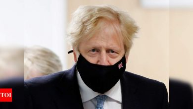 UK PM says need to be very careful with Indian coronavirus variant - Times of India