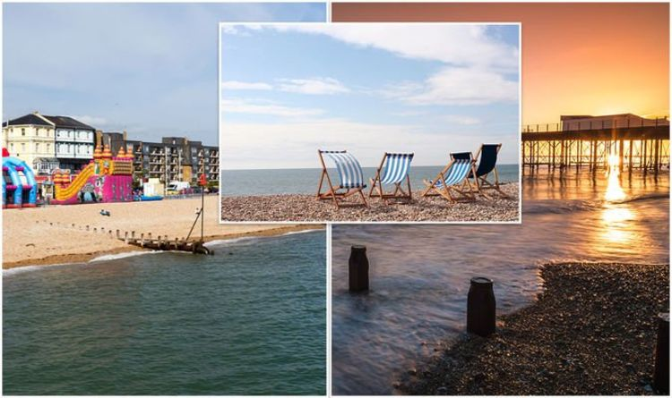 UK holidays: Bognor Regis named as country's 'sunniest' staycation spot - top 10 list