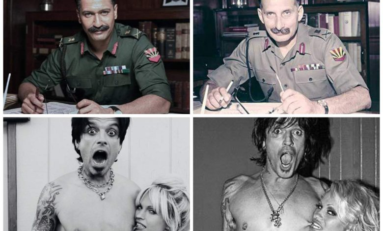 Vicky Kaushal, Sebastian Stan, Ranveer Singh: Celebs who nailed the look of the person they were playing in biopics  | The Times of India