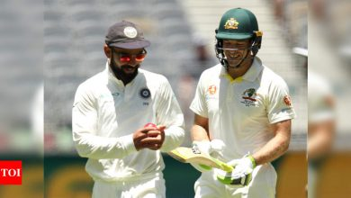 Virat Kohli is the best batsman in world, can get under your skin: Tim Paine   Cricket News - Times of India