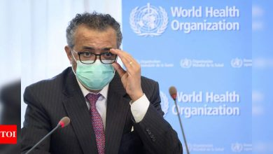 WHO's Tedros says 'time has come' for pandemic treaty - Times of India