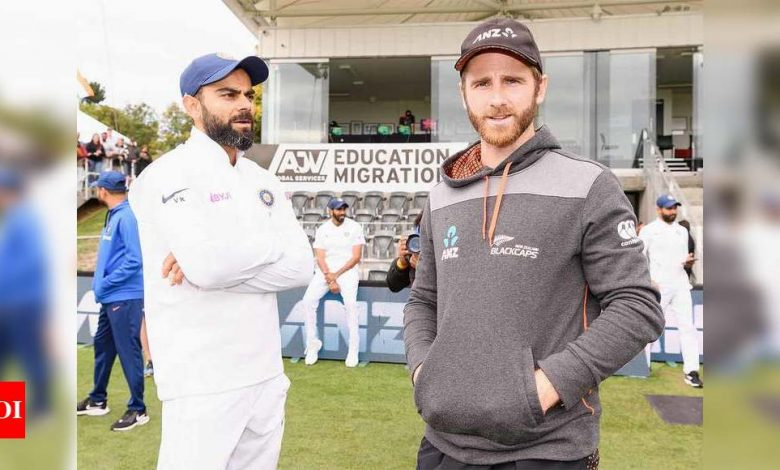 WTC Final: India, New Zealand to be adjudged joint winners in case of draw or tie | Cricket News - Times of India