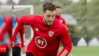 Wales lose Lawrence for Euro 2020, Lockyer called up   Football News - Times of India