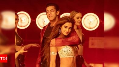 Watch: Salman Khan and Disha Patani give a glimpse into character shades of 'Radhe' ahead of the film's release - Times of India