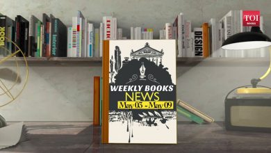 Weekly Books News (May3-9) | Lifestyle - Times of India Videos