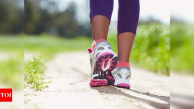 Weight loss: The ultimate guide to race walking - Times of India