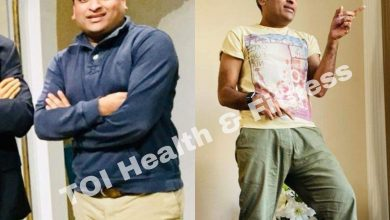 "Weight loss story: ""I ate pizza and pasta but still lost 21 kilos""  