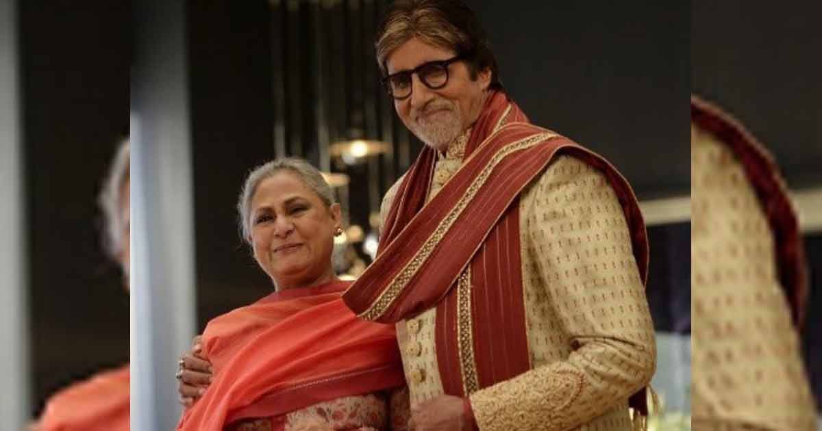 In This 1998 Interaction, Jaya Bachchan Left Amitabh Bachchan Shocked When She Revealed She Was Frightened Of Him