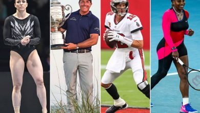 Why older athletes like Phil Mickelson and Tom Brady are still winning
