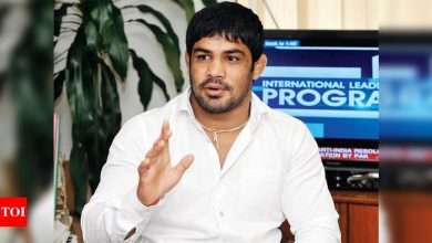 Wrestler's death: Police conducting raids to trace Olympic medallist Sushil Kumar, others | Off the field News - Times of India