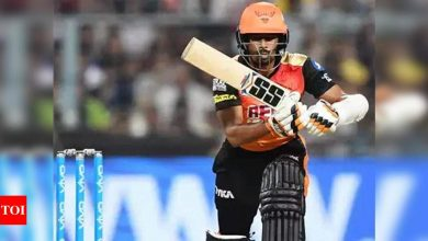 Wriddhiman Saha subtly questions IPL bubble tightness, says UAE would have been better venue | Cricket News - Times of India