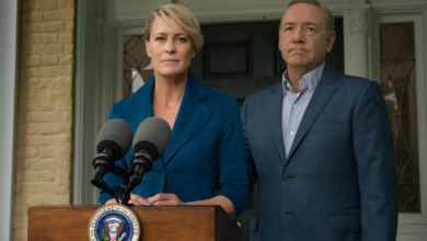 """Wright: It would've been """"unacceptable"""" to cancel 'House Of Cards'"""