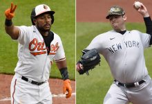 Yankees blow big early lead in ugly loss to Orioles