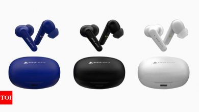 airbass fx1:  Boult Audio launches 'AirBass FX1' TWS earbuds at Rs 1,499 - Times of India