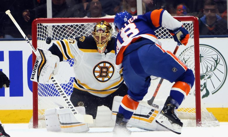 'Dangerous' Anthony Beauvillier rising to occasion for Islanders