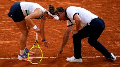 'Egregious' umpire blunder nearly changed everything at French Open